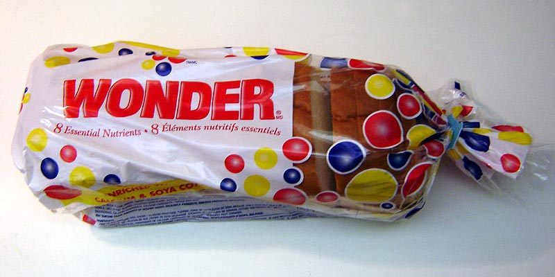 wonder bread
